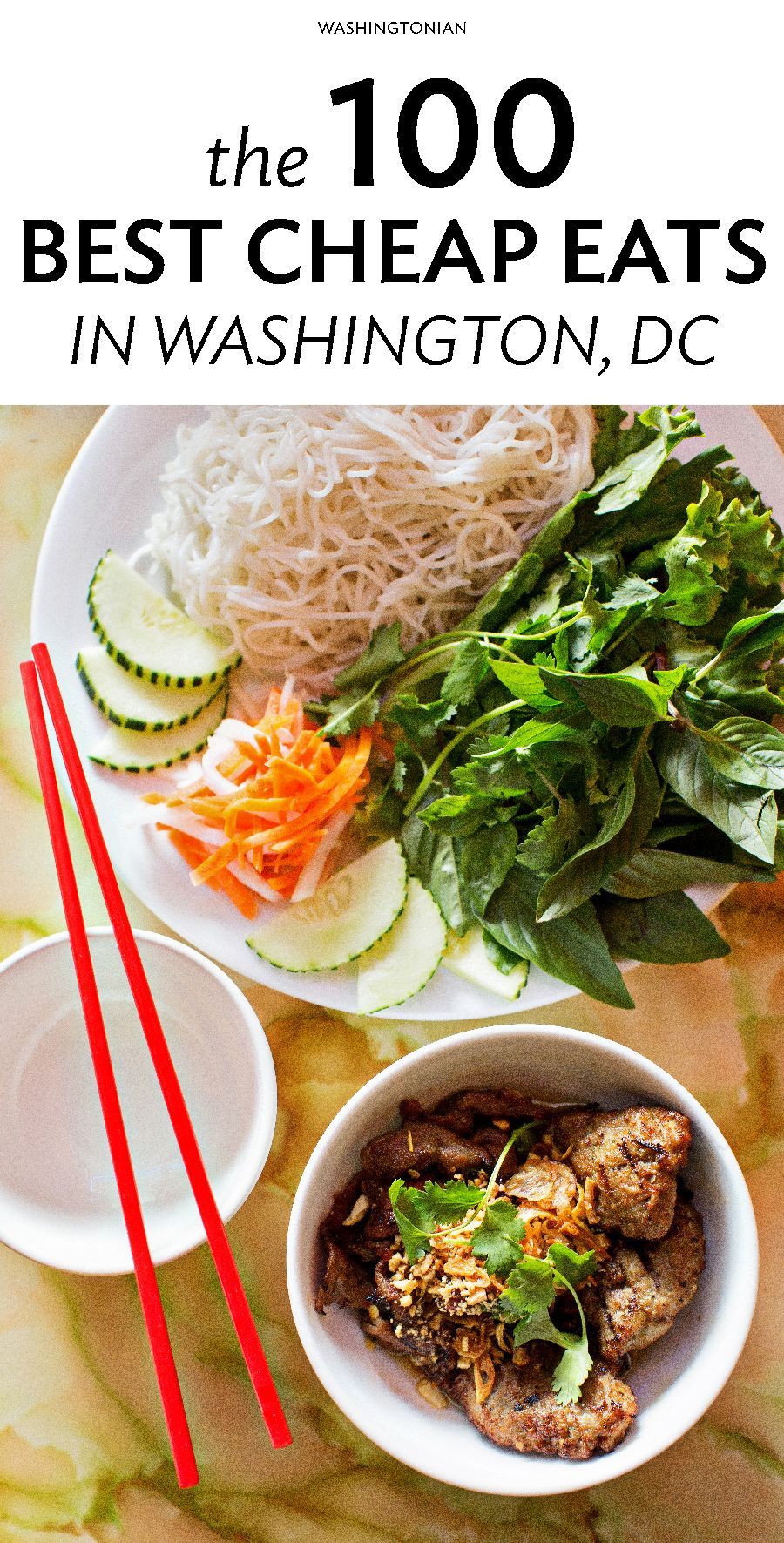 The Best Cheap Restaurants Around Washington Dc Cheap Eats Eat Good And Cheap