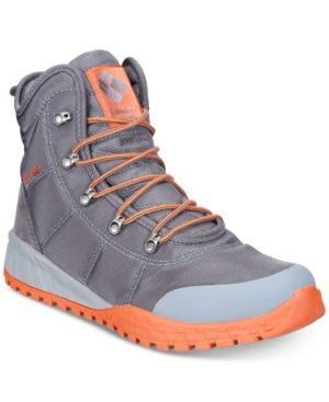 9811bca492f Columbia Men Gunnison Plus Omni-Heat Hiking Waterproof Boots Men ...