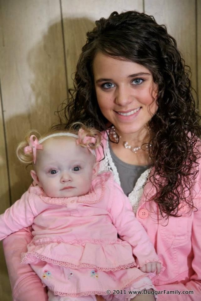 The Duggar Family #Jinger #Josie