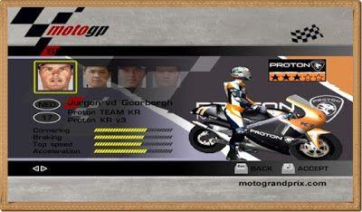 Motogp 2002 Game