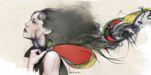 Fiona Apple by Kareena Zerefos