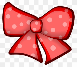 Pink Hair Bow Clipart Png Descargar Pink Hair Bows Polka Dot Bow Tie Bows