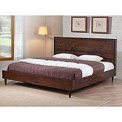 Master Bedroom Vilas Platform King Size Bed