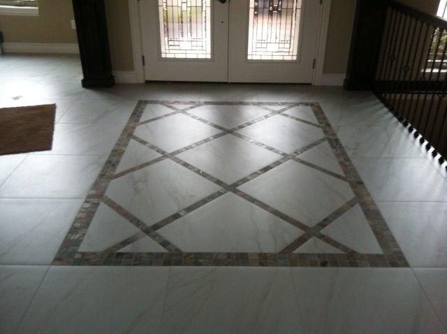 Beautiful Entryway Tiling By Stoneridge Flooring Design Floor
