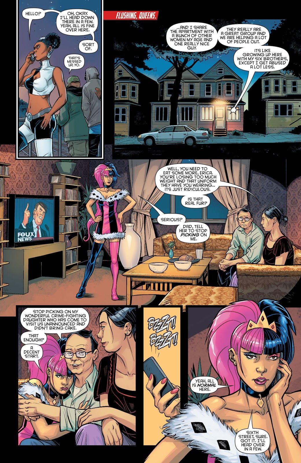 harley quinn and her gang of harleys issue 2 read harley quinn