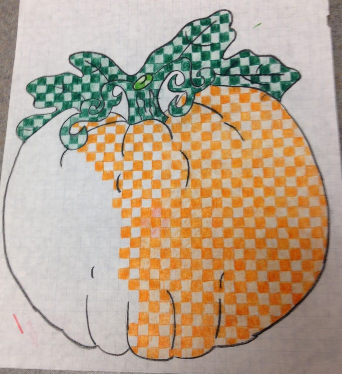 Middle School Math Moments (and more!): Fall/Thanksgiving Coloring ...