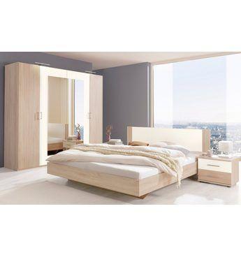 Wimex Schlafzimmer-Set mit Kleiderschrankschrank (4-tlg) - schlafzimmer günstig online kaufen