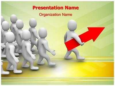 leading entrepreneur powerpoint template is one of the best, Powerpoint templates