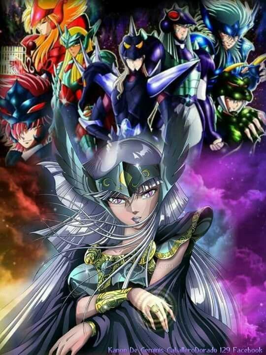 Saint Seiya Asgard Les Chevaliers Du Zodiaque Anime Mangas Zodiaque