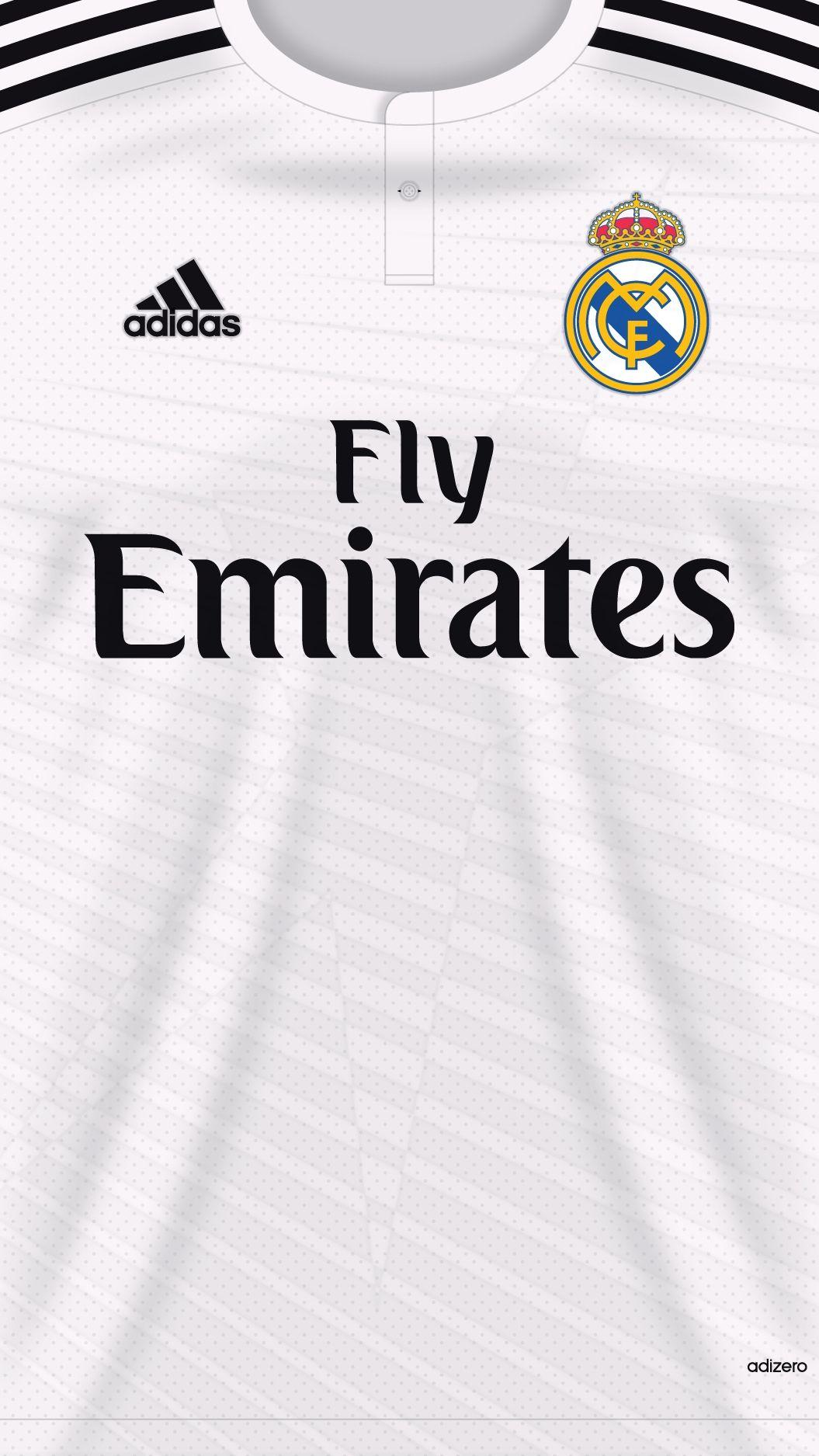 Real Madrid Jersey Iphone Wallpaper Download New Real Madrid Jersey Iphone Wallpaperfor Iphone Wa Camisas De Futebol Camisa De Futebol Equipamento De Futebol