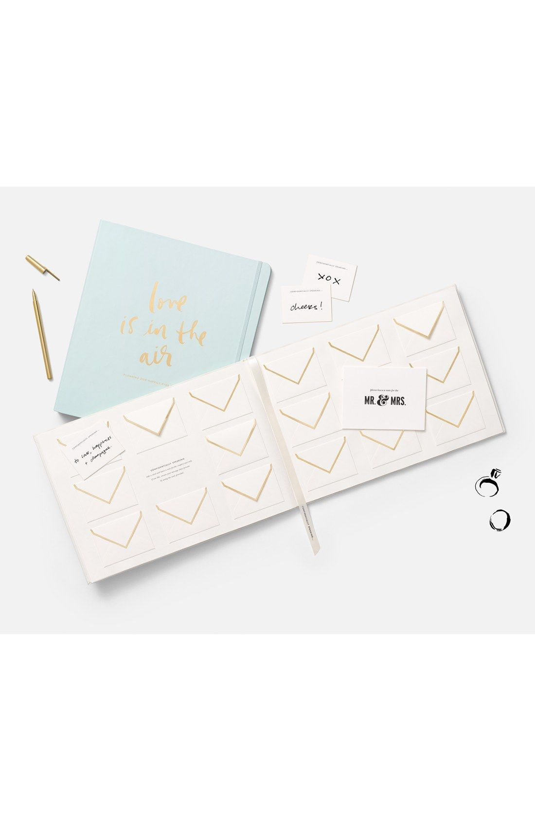 Kate Spade New York Love Is In The Air Wedding Planner Nordstrom Wedding Planner Wedding Kate Spade New York