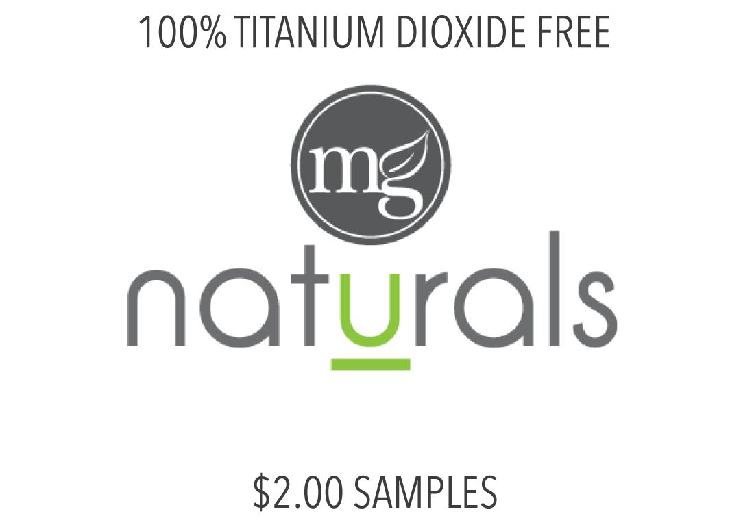 MG Naturals is the first 100% Titanium Dioxide Free Organic Make ...