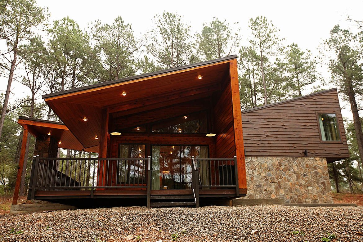 Nature Resides Cabin In Broken Bow, OK U2013 Sleeps 6+