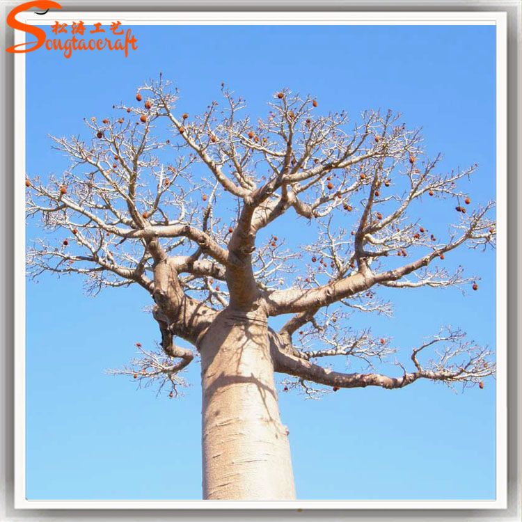 Pin by songtaocraft on Artificial Baobab tree Arbor tree