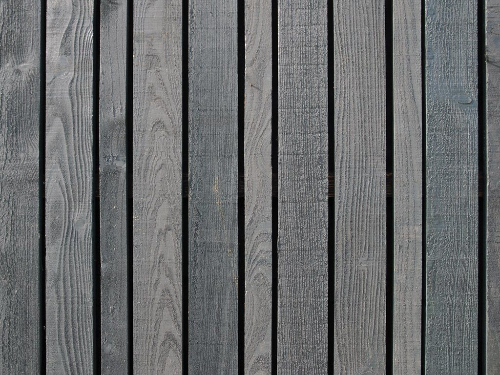 Black Stained Vertical Boards Erf Overmeen By Happel Cornellisse