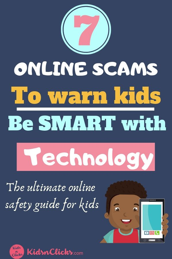 7 Online & Social Media Scams Parents Should Know About