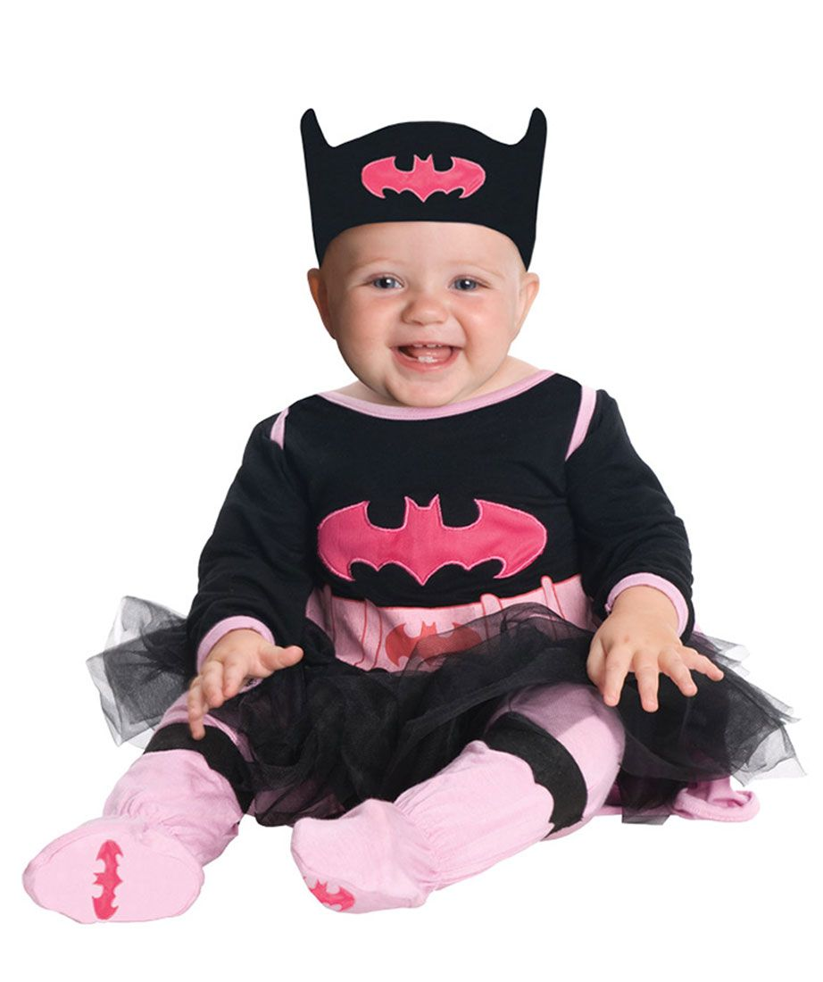 Batgirl Onesie Infant Costume Size months Batman costume for baby made up of a cute black and pink romper with fluffy tutu Girls  sc 1 st  Pinterest & Pin by Melissa Bladecki on Ideas for Alina | Pinterest | Girl pirate ...
