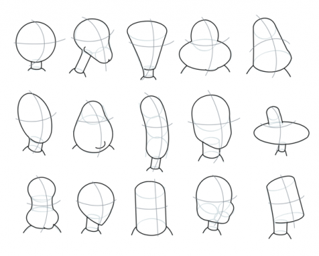 How To Draw A Cartoon From A Photo