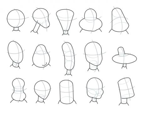 Drawing Cartoons Characters Bloglet Com Drawing Cartoon Faces Drawing Cartoon Characters Cartoon Head