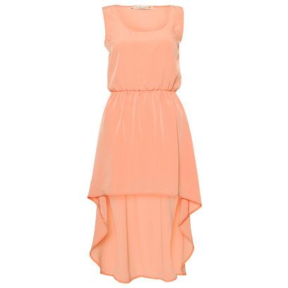 Oh My Love Peach Kiki Dress
