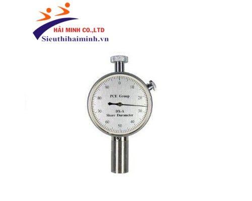 Thiết bị đo độ cứng cao su và vật liệu đàn hồi PCE-DX A