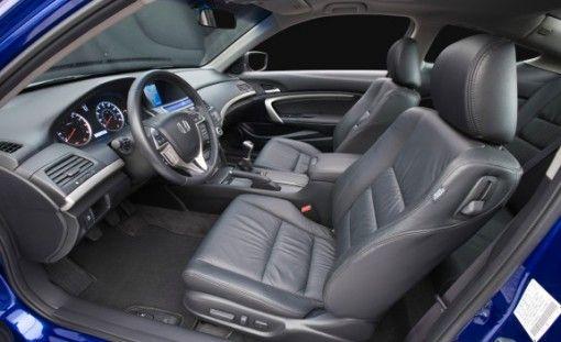 Elegant 2011 Honda Accord Coupe Interior