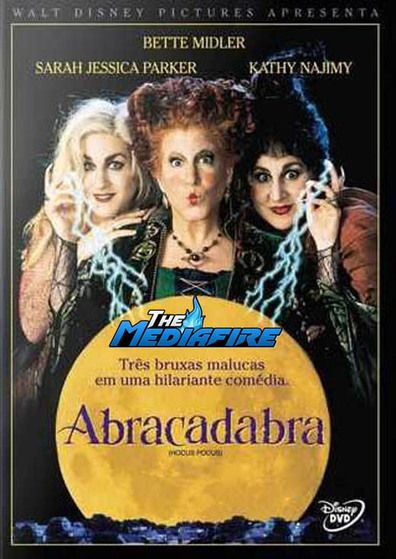 Abracadabra (1993) Blu-Ray 720p Download Torrent Dublado