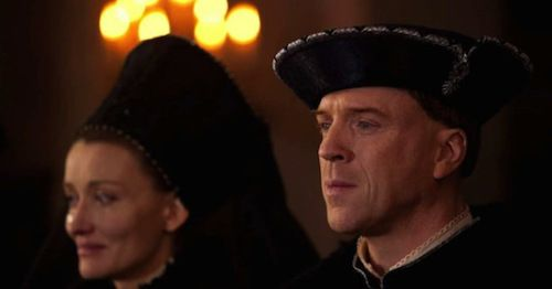 """Damian Lewis as Lord Capulet in """"Romeo and Juliet."""""""