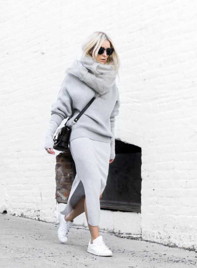 Combina un look de gran tamaño: ESTE error de estilo lo cometen incluso los profesionales de la moda y así es como puedes evitarlo.  – Moda