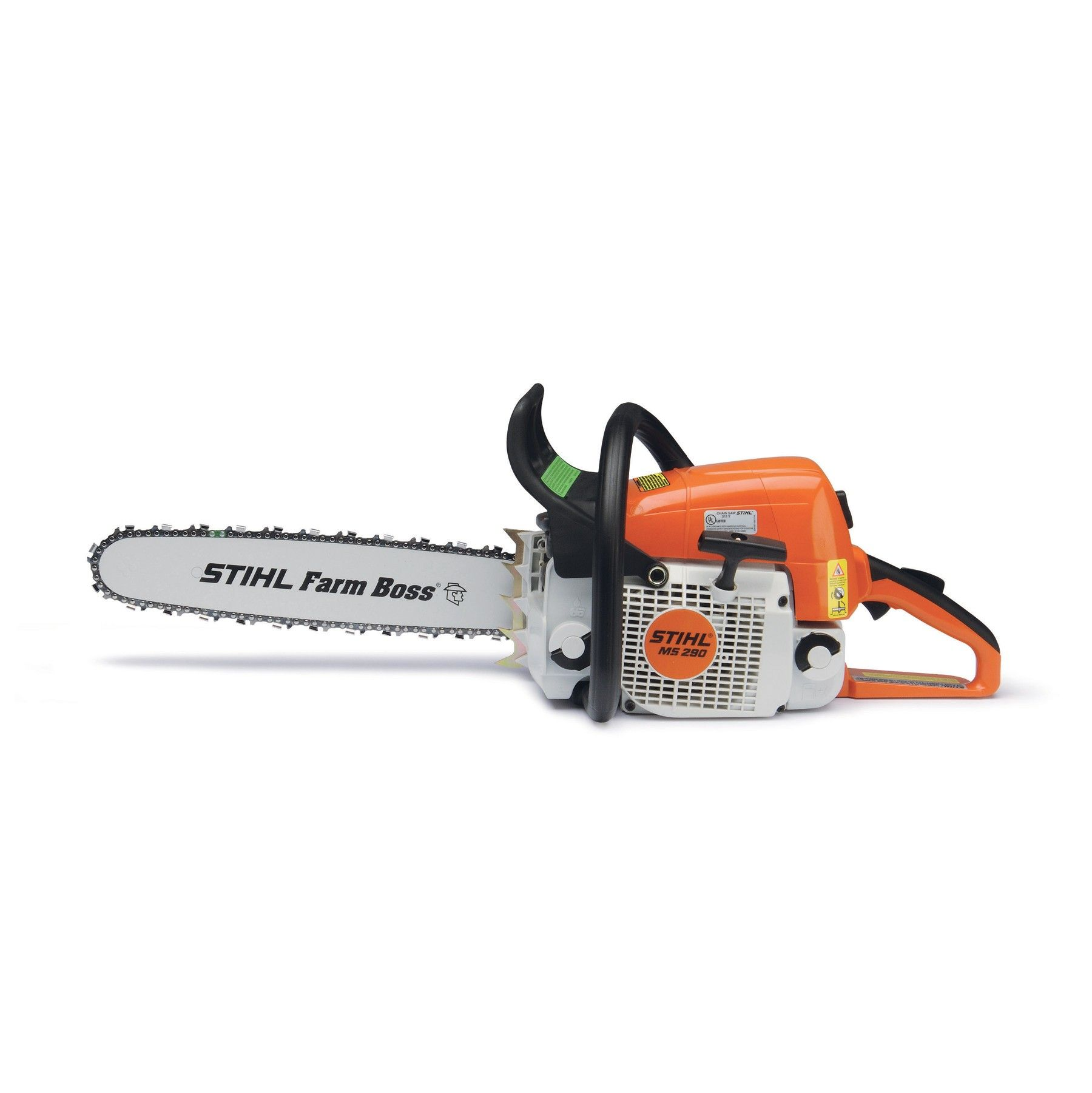 Stihl ms 270 farm boss chain saw landscape maintenance chainsaw greentooth