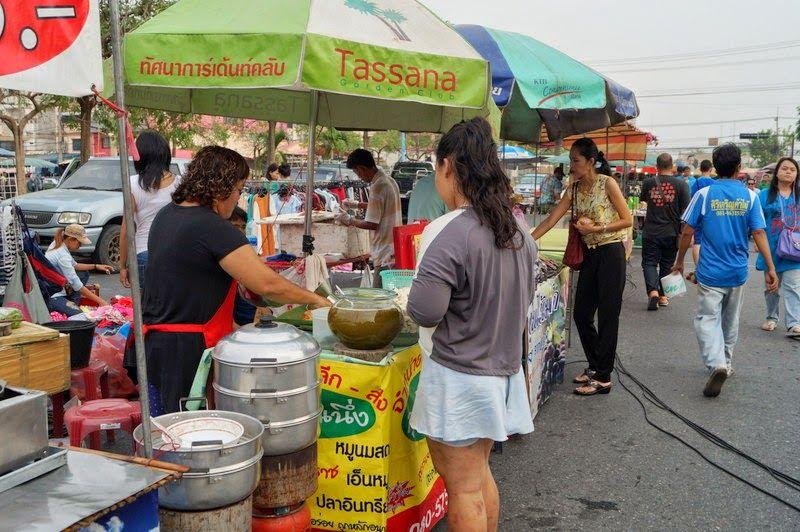 Photos by Maiju: night market