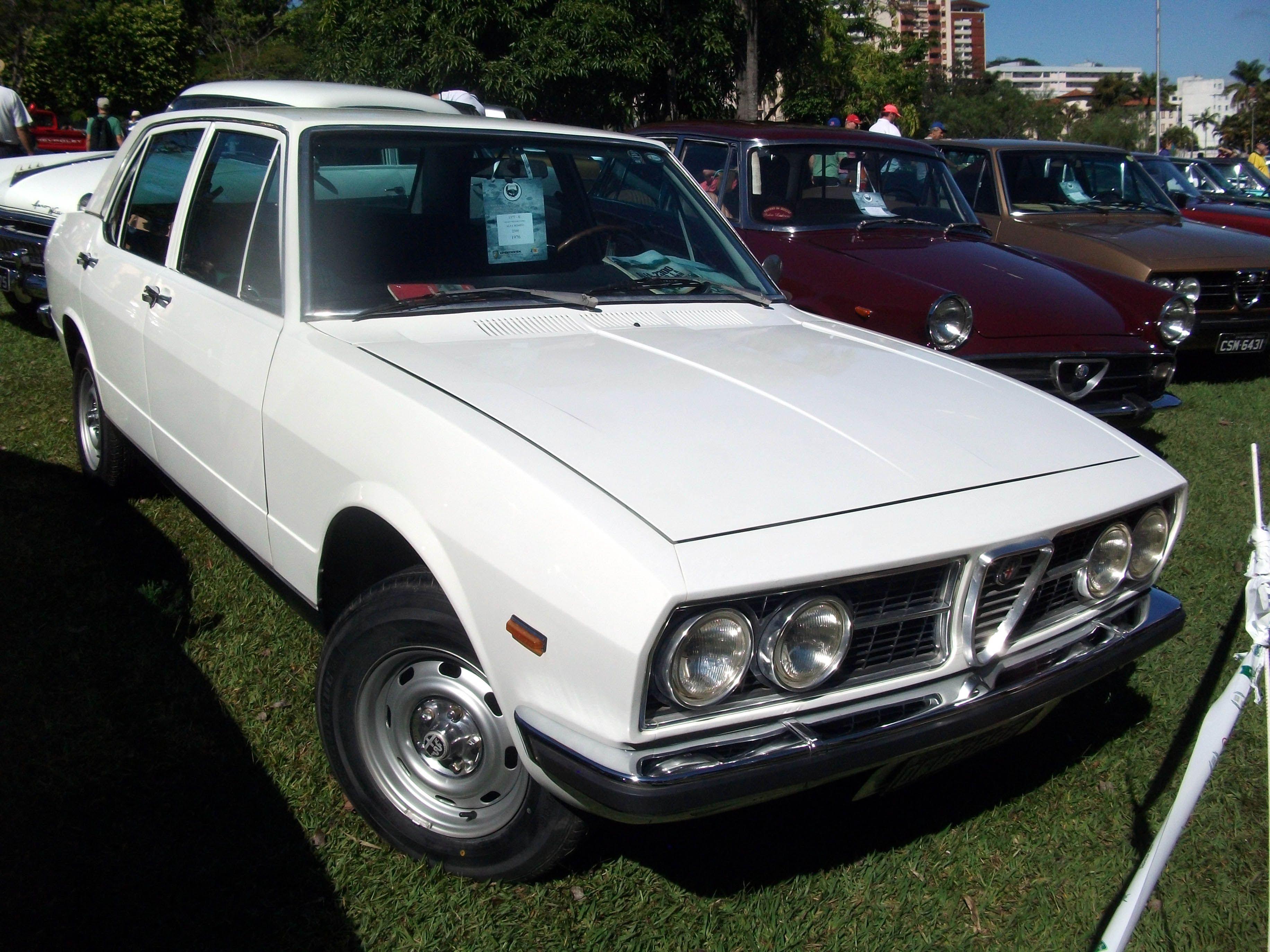 Alfa Romeo 2300 Ti 1976