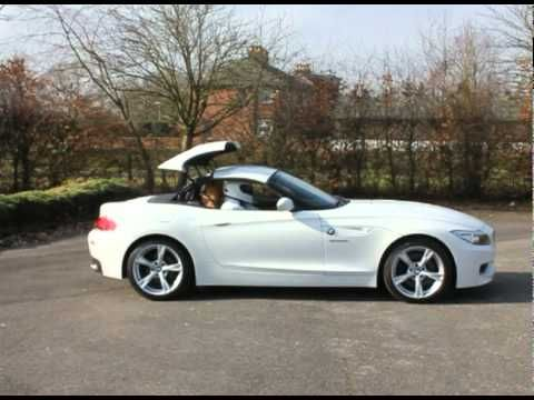 Bmw Z4 3 5 Sdrive Convertible Alpine White Avi Drive My