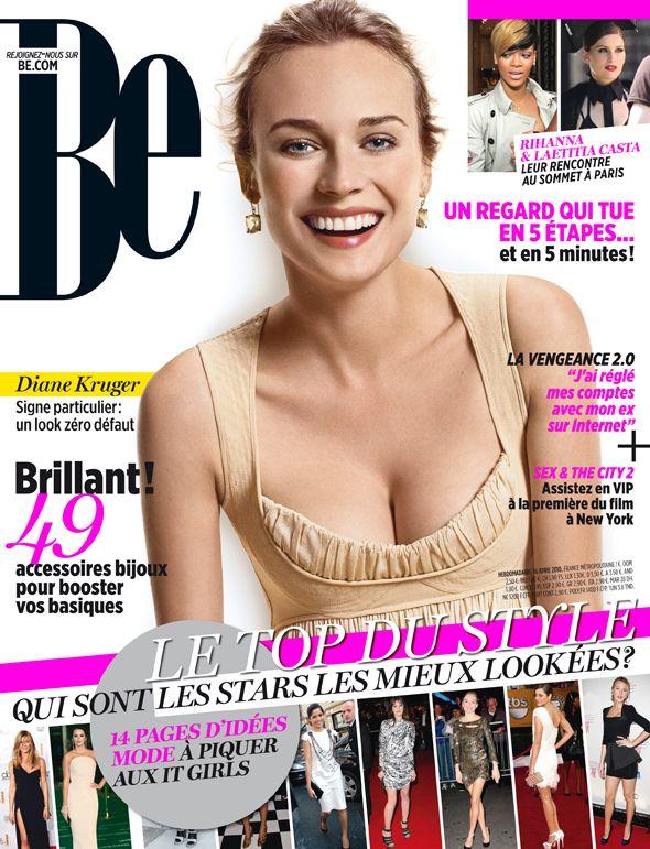 Magazine Be n°8 www.be.com/ Diane Kruger