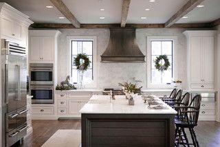 Bell Kitchen And Bath Studios Traditional Kitchen Atlanta By Barbara Brown Photography Kitchen Range Hood Kitchen Design Traditional Kitchen