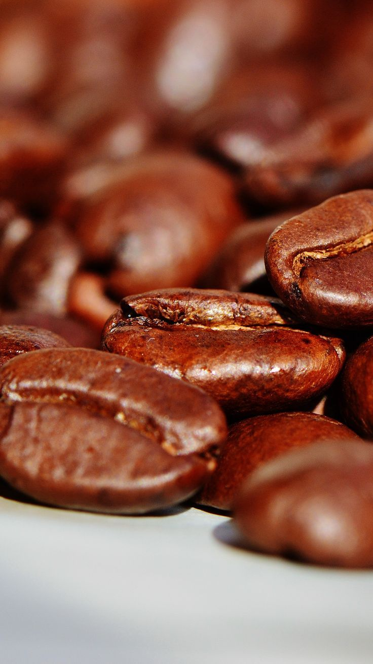 Food/Drink coffeebeans macro roasted wallpapers hd 4k