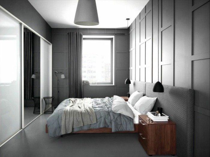 Les meilleures idées pour la couleur chambre à coucher Bedrooms - couleur de la chambre