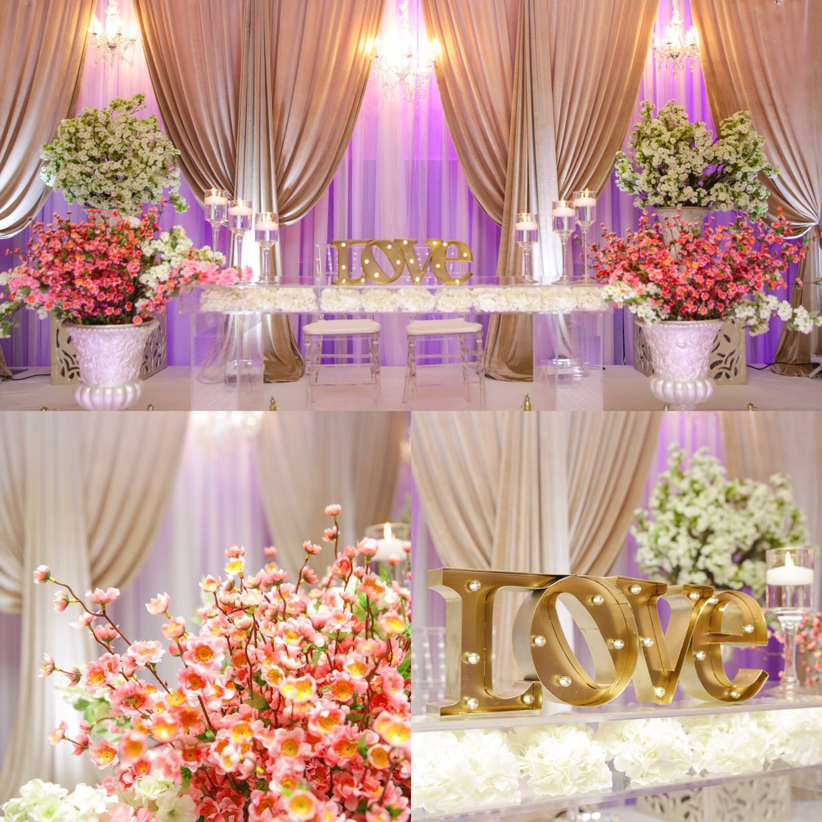 Wedding stage decoration images in hd  Pin by Jastentrentals Decor on Top WeddingDecor Calgary  Pinterest