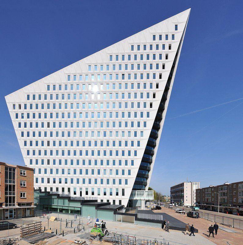 Municipal Office Leyweg  The Hague, Netherlands