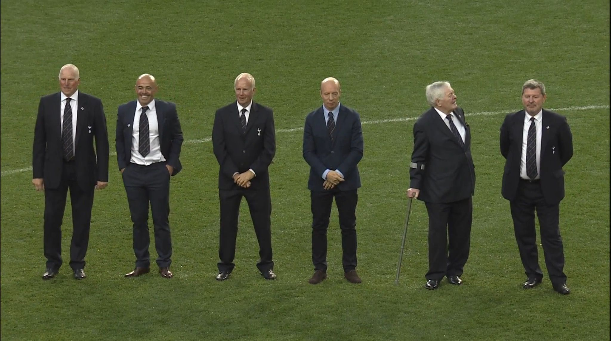 Ray Clemence, Steven Carr, Phil Beal, Steve Archibald, Les ...