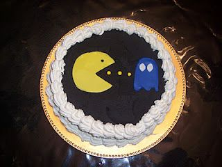 Old school - Pac Man