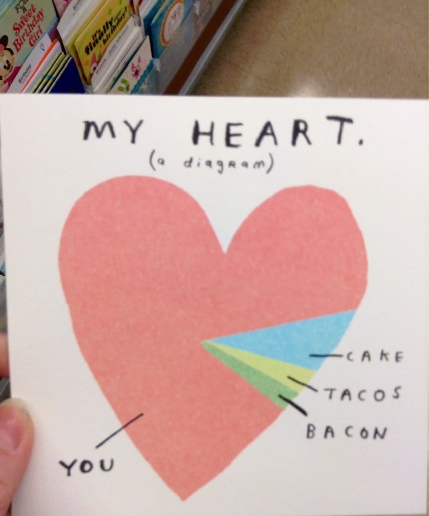 You Have Most My Heart 41 Of The Most Glorious Photos The Internet Ever Saw Birthday Cards For Boyfriend Funny Birthday Cards Happy Birthday Card Funny
