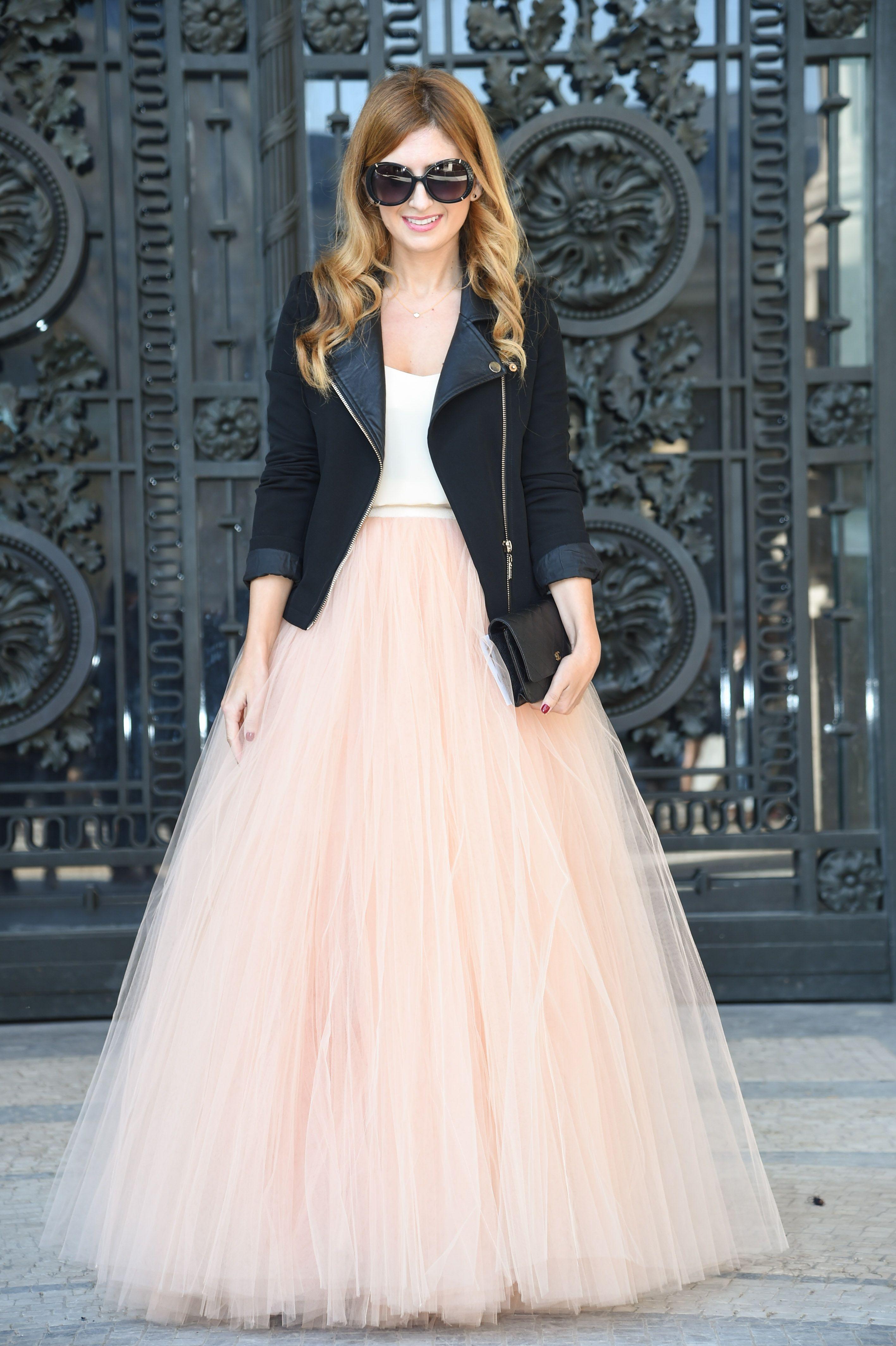 Pinterest : Ces robes en tulle nous font rêver | Mode ...