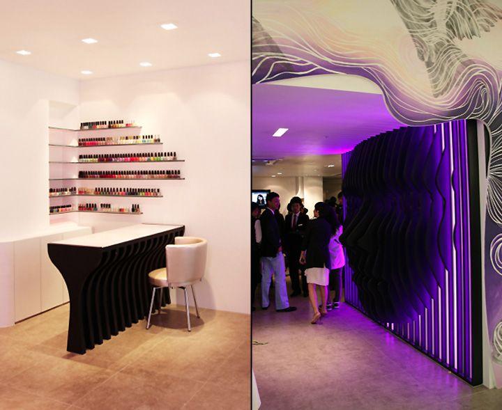 Jenny House beauty salon by DiCesare Design Seoul 10 | SALON DECOR ...