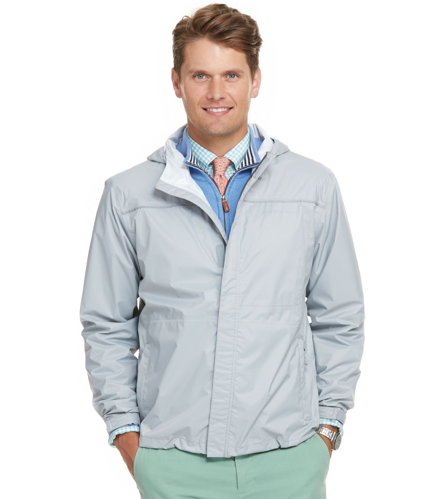 Shop beacon full zip at vineyard vines clothes pinterest