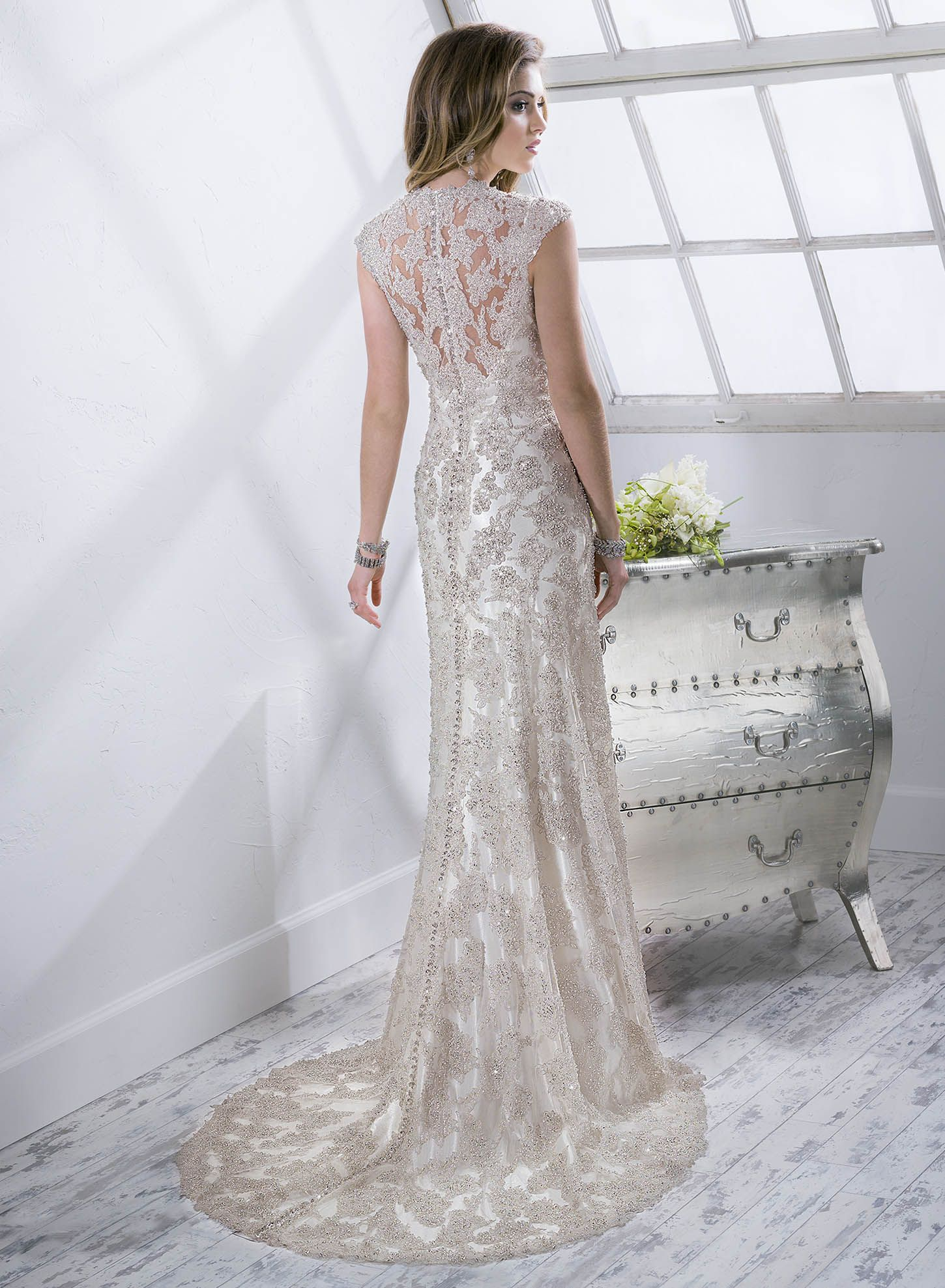 Maggie sottero wedding dresses maggie sottero lace applique and
