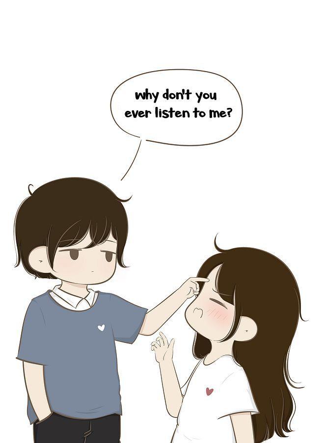 Pin By Elegance Defined On Screenshots Cartoons Love Cute Love Cartoons Cute Couple Comics