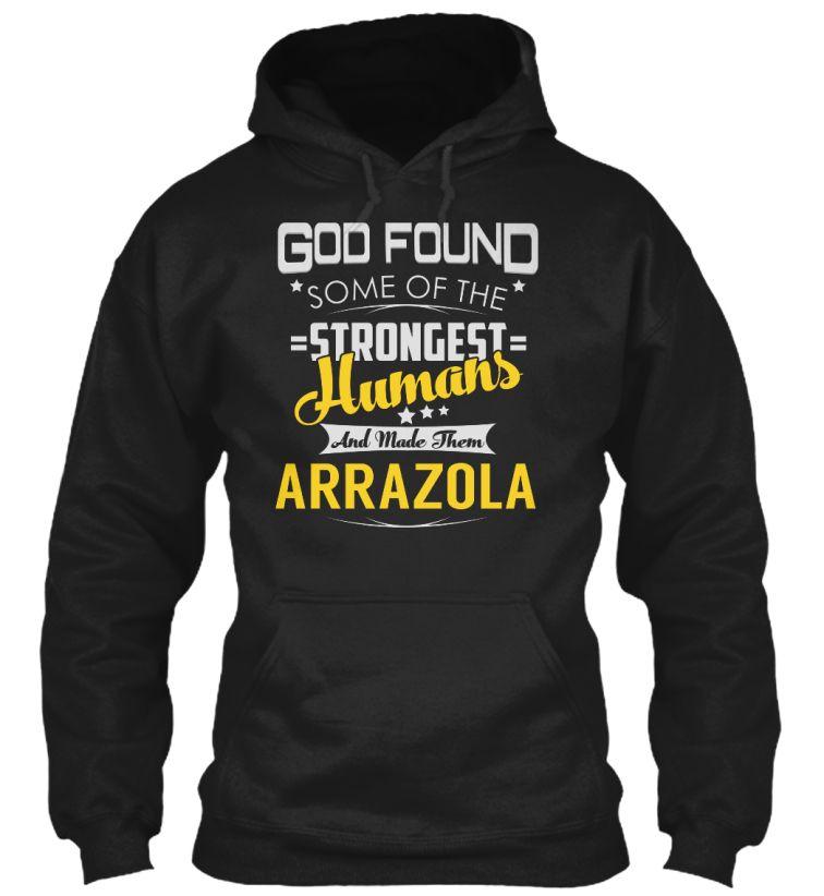 ARRAZOLA - Strongest Humans #Arrazola