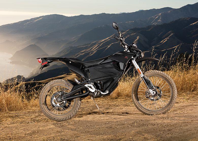 2017 Zero Fx Electric Bike Review Electric Dirt Bike Electric