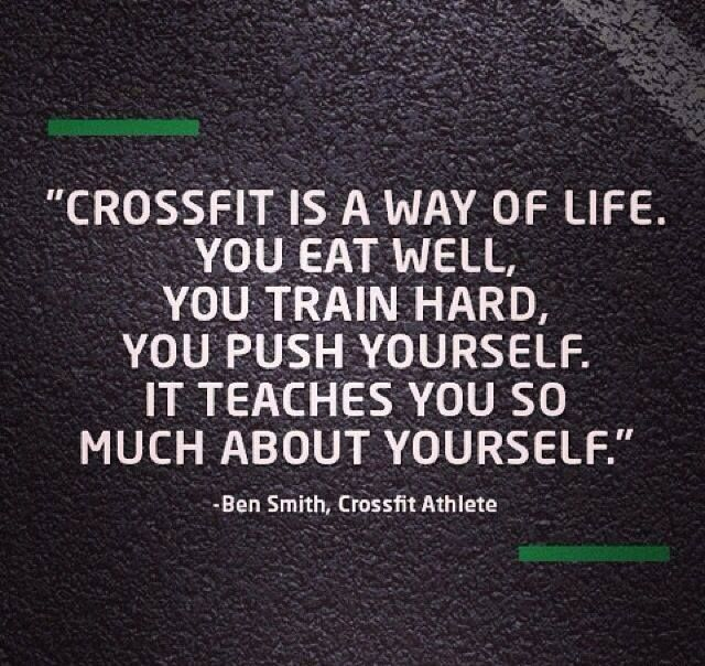 Crossfit Quotes Crossfit  Crossfit Motivation  Pinterest  Crossfit Motivation .